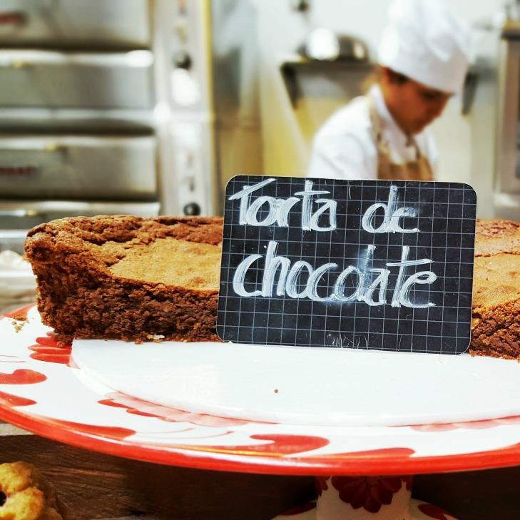 chocolate-torte