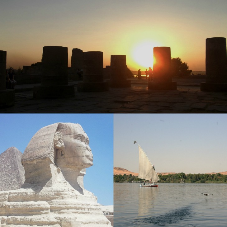 Egypt-collage