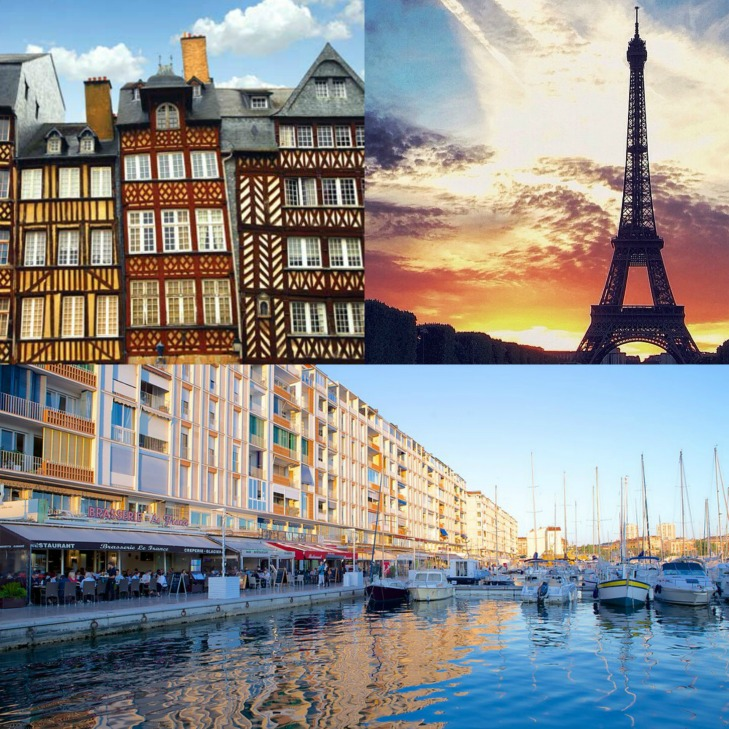 France-collage