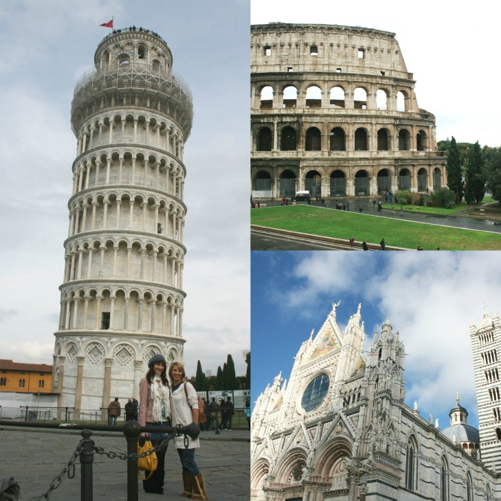 Italy-collage
