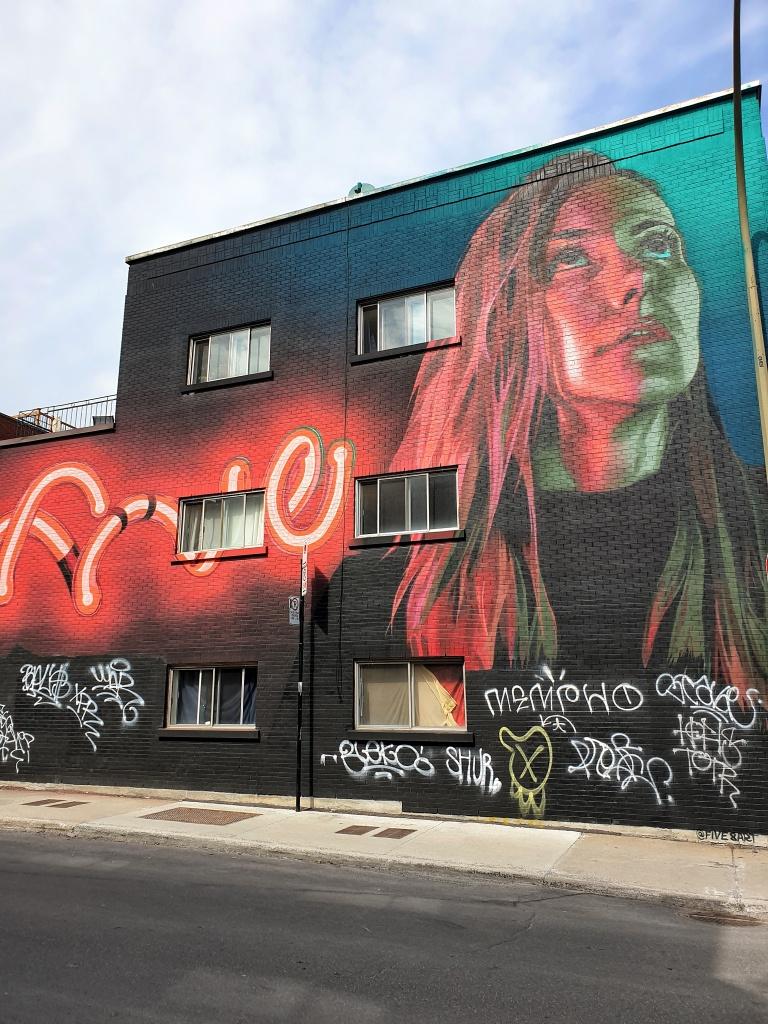 Five Eight street art