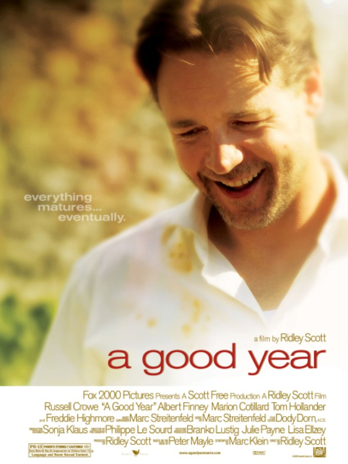 A Good Year movie poster