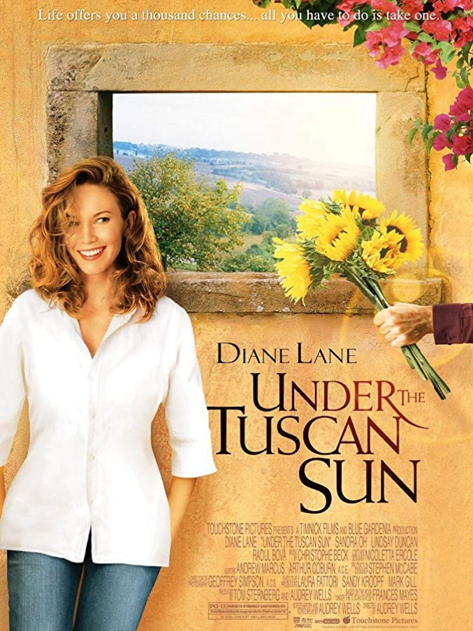 Under the Tuscan Sun movie poster