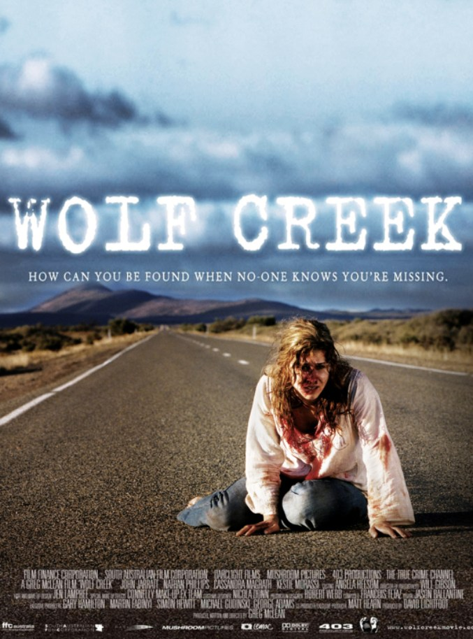 Wolf Creek movie poster